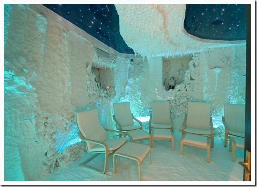С какого возраста можно посещать соляную пещеру?