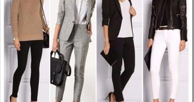 Как выбрать модные женские брюки