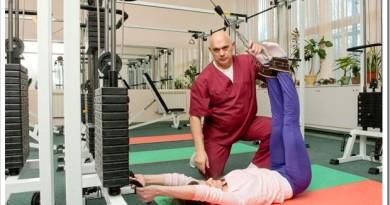 Кинезитерапия — что это такое и какие упражнения