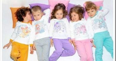 Виды детской одежды из трикотажа