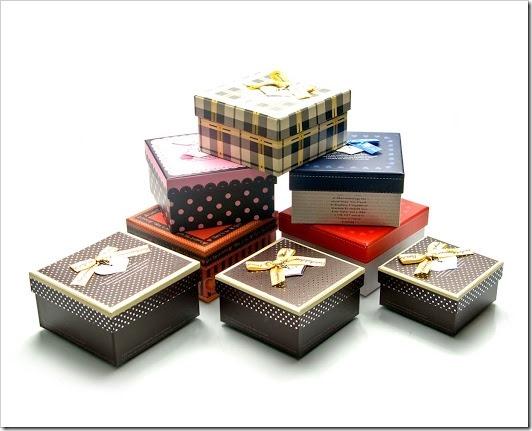Как выбрать подарочные упаковочные коробочки