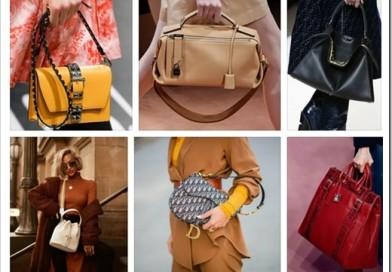 Какие женские сумки модные в 2020 году