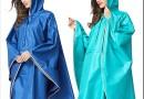 Виды женских дождевиков и какой выбрать
