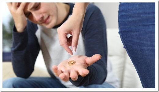 Как ритуал обновления способен помочь при разводе?