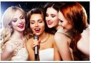 Какие песни поют в караоке девушки?