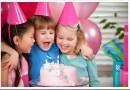 Как необычно отметить детский день рождения