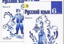 Русский язык 6 класс — что проходят и задают в школе