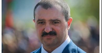 Сколько лет старшему сыну Лукашенко Виктору?