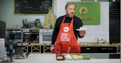 Рецепты салатов от Константина Ивлева