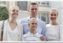 Сколько лет сыну Навального?