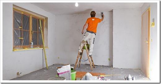 Натяжные потолки в косметическом ремонте