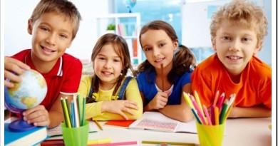 Как проходит подготовка ребенка к школе