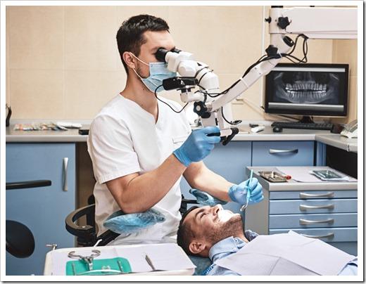 Почему за микроскопом в стоматологии будущее?