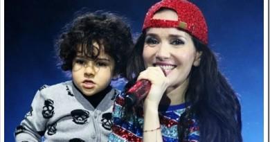 Сколько лет сыну Натальи Орейро?