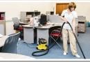 Как проводится генеральная уборка офисов
