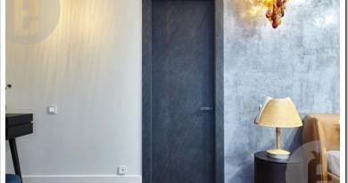 Обзор межкомнатных дверей скрытого типа в шпоне NORKPALM «Hong Kong»
