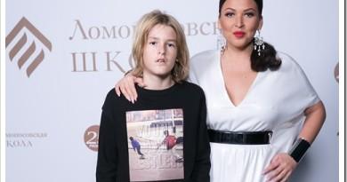 Сколько лет сыну Ирины Дубцовой?
