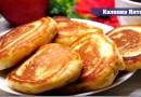 Рецепты оладьев от Натальи Калининой: мягкие и пышные, как пух, на кефире и на дрожжах, печеночные и капустные, и многие другие