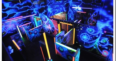 Особенности проведения детского дня рождения в LaserForce