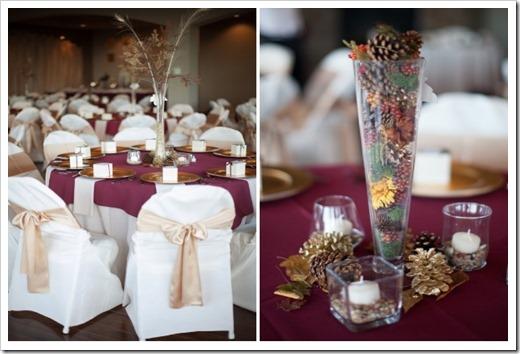 зимняя свадьба цветовая гамма