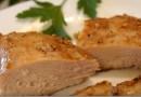Рецепты приготовления куриной грудки от Натальи Калининой: салаты, жареная и в духовке, с ананасами и с морковью, в кляре и многое другое