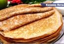 Рецепты блинов от Натальи Калининой: на кефире, на дрожжах, на молоке, с сыром, мясом, капустные и многие другие