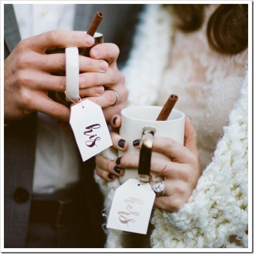 зимняя свадьба согреваем гостей