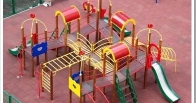 Популярные виды оборудования для уличных детских площадок