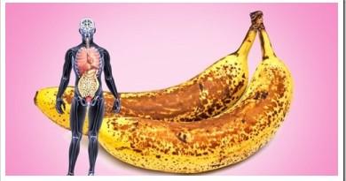 Бананы от изжоги: эффективно или нет?