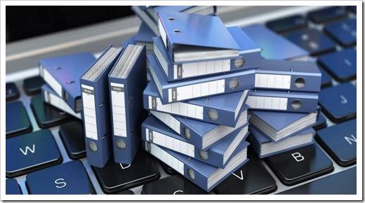 Виды электронного документооборота