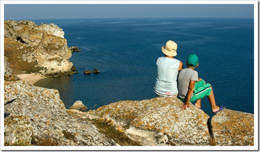 Уникальная природа Крымского полуострова