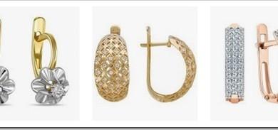 Какие есть виды женских золотых сережек и как их выбрать