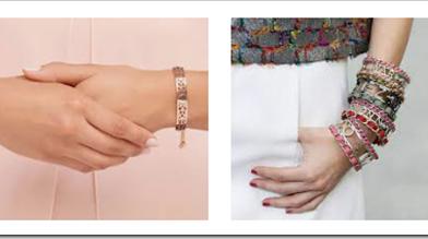 Какие женские браслеты сейчас в моде