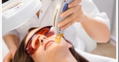 Александритовый лазер: помощник косметолога
