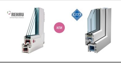 Какие лучше выбрать пластиковые окна — Рехау или Века