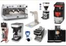 Кофейные машины: история, виды