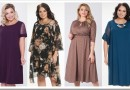 Как подобрать платье полной женщине?