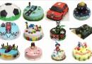 Как выбрать торт на день рождения ребенка