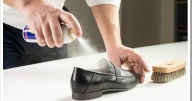 Как растянуть новую кожаную обувь