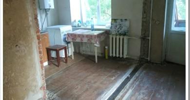 Типичный подход к ремонту в старых квартирах