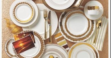 Посуда американского бренда Lenox