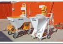 Штукатурная станция — что это за строительное оборудование и для чего применяется