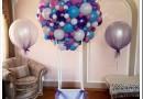 Какие выбрать воздушные шары на первый день рожденья ребенка?