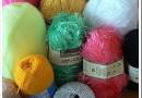 Какие есть виды пряжи для ручного вязания