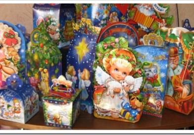 Какие бывают сладкие новогодние подарки для детей и взрослых