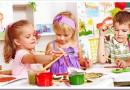 На какие кружки раннего развития можно водить ребенка